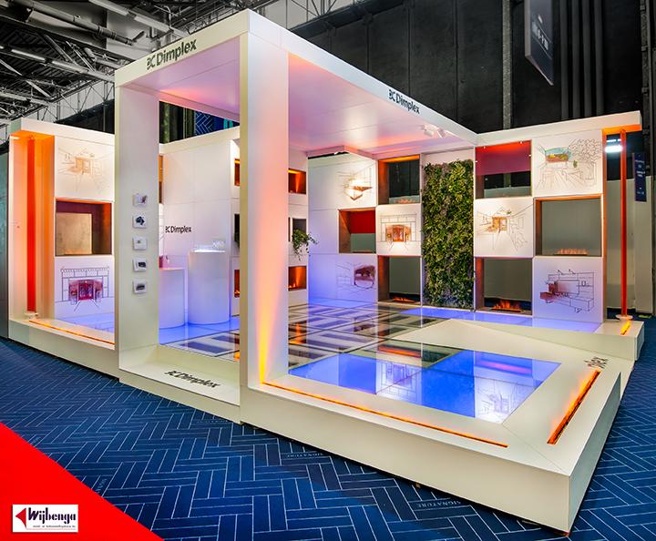Wijbenga Standbouw- standdesign-standinrichting-beurspresentatie-GlenDimplex