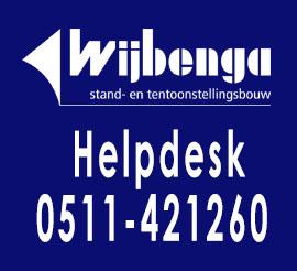 Wijbenga Standbouw- standdesign-standinrichting-beurspresentatie-Helpdesk